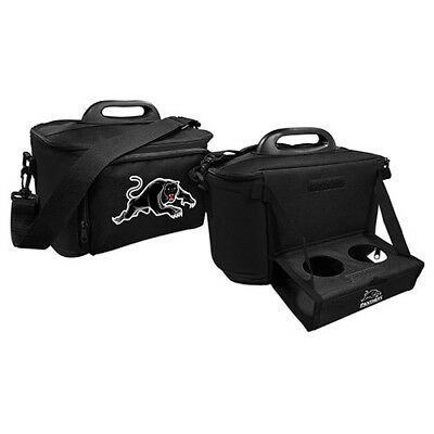 NRL  Penrith Panthers DRINK COOLER ICE BOX BAG WITH DRINK TRAY Christmas Gift