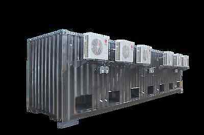 Containerized Power Building Drive Building Shipping Container Air Conditioned