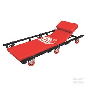 Torin Big Red Car Creeper Padded Mechanics Inspection Trolley (Ff)