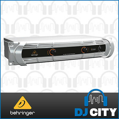 Behringer iNuke NU1000 Power Amplifier Amp 1000Watt - Australian Warranty - D...