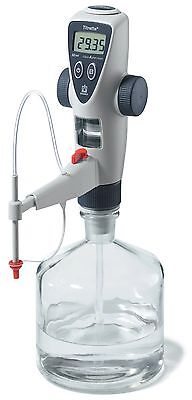 NEW ! BrandTECH Titrette Electronic Bottletop Titrator with RS232, 25ml, 4760251
