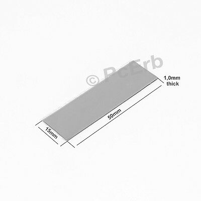 Fujipoly Thermal Pad 1.0mm 14W/mK for GPU CPU LED XBOX PS3 PS4 PC Laptop