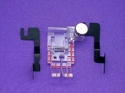 Janome Clear View Quilting Foot With Guide Foot Set Cat B&c   #200449001