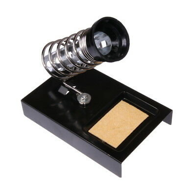 Soldering Iron Stand Holder with Cleaning Sponge