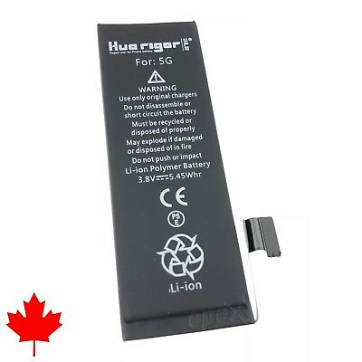 Brand NEW Replacement Battery for iPhone 5 5G APN 616-0613 1440mAh