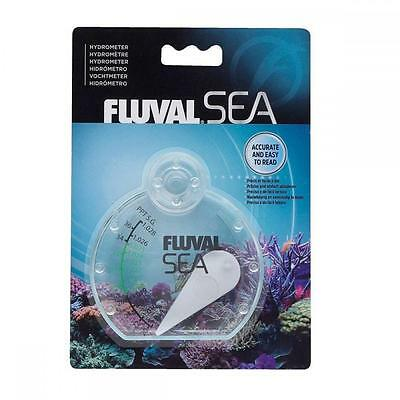 Fluval Sea Hydrometer Marine Salinity Salt Gravity Test Reef Aquarium Fish Tank • EUR 8,24