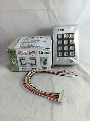 IEI Electronics 232SE Door Gard Access Control Surface Mount Keypad