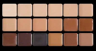 Graftobian HD Creme Foundation - Super Palette - Neutral. Shipping Included