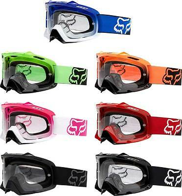 Fox Racing Air Space Goggle - Motocross Dirtbike MX ATV Mens Womens Riding Gear