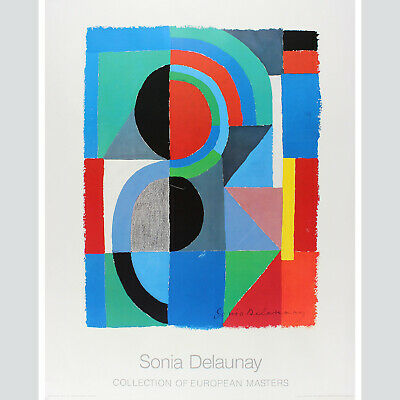 Sonia Delaunay - Collection of European Masters