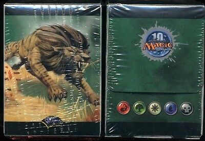 Magic the Gathering 8th Edition - Deck Box (Toy). Shipping Included