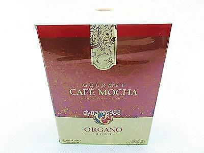 New  1 Organo Gold Gourmet Mocha Coffee 100% Certified Ganoderma Lucidum Extract