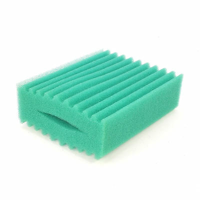 Oase Biotec 5.1/10.1 Replacment Fine Filter Foam GREEN RIBBED/PROFILED SPONGE