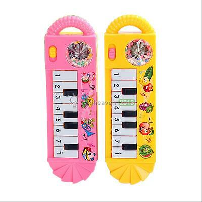 Baby Infant Toddler Developmental Toy Kids Early Educational Musical Piano Games