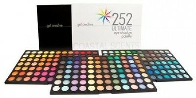 Coastal Scents 252 Ultimate Eye Shadow Palette, 130ml. Best Price