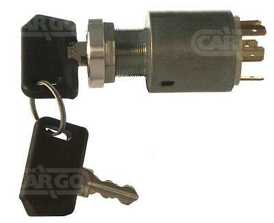 Ignition Starter Switch 5 Pin With Spare Key Off-On-Start Hc-Cargo 180027