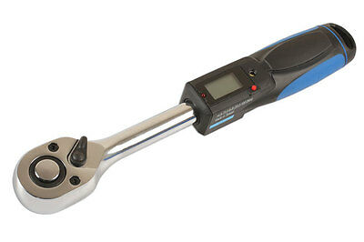 New Release Digital Reading Ratchet With Torque Range Readings 20 - 100Nm  1/2""