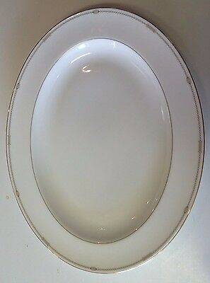 "NEW - MONIQUE LHUILLER for ROYAL DOULTON CHARMS 13 1/2"" MEDIUM PLATTER - NEW"
