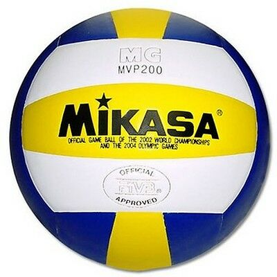 Mikasa MVP200  Official FIVB Approvel Volleyball Composite Leather Cover
