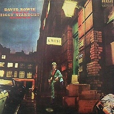 David Bowie - Rise And Fall Of Ziggy Stardust And The Spiders Fr  Cd Neu