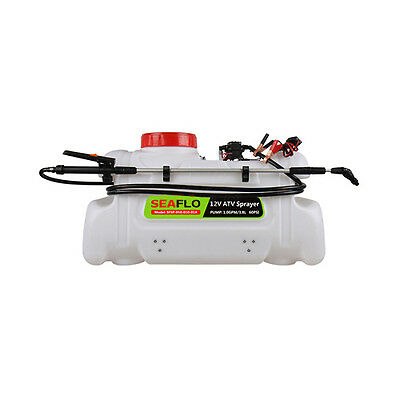 Agricultural Atv 12V Sprayer 50 Litre Farmers Quad Heavy Duty Spot Sprayer
