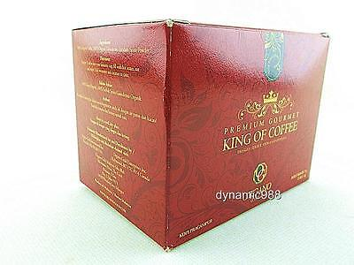 1  x NEW ORGANO GOLD PREMIUM GOURMET KING OF COFFEE W/ GANODERMA SPORE EXP-2018