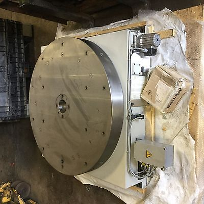 "new FTW RUCKLE NC MRT-800 38 inch "" 4TH AXIS ROTARY TABLE 40 x 40 base"