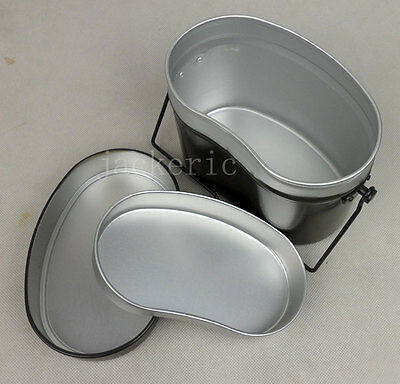 Wwii Japanese Army Canteen Mess Tin Lunch Box-L0094