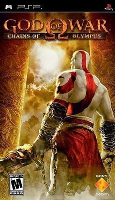 God of War Chains of Olympus - Greatest Hits - Sony PlayStation PSP Game - NEW