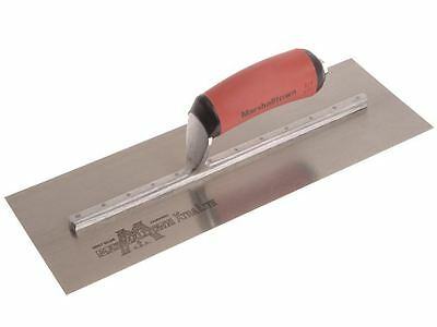 Marshalltown - MXS73D Cement Trowel DuraSoft Handle 14in x 4.3/4in - MXS73D
