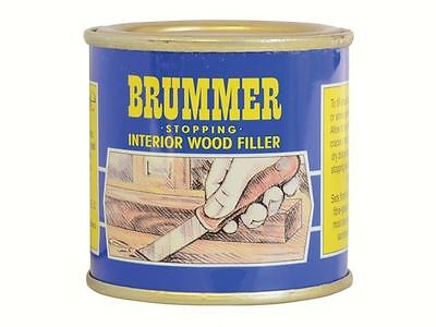 Brummer - Yellow Label Interior Stopping Small White -