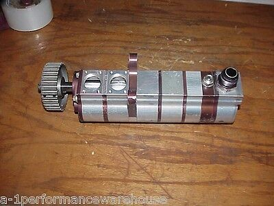 Dailey 6 Stage Roots Style Dry Sump Oil Pump JR10 NASCAR ARCA NHRA IHRA