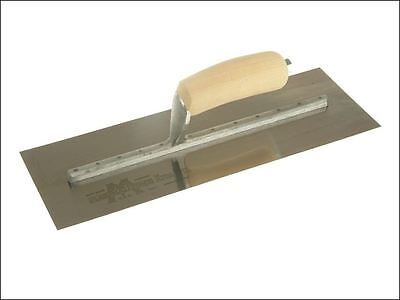 Marshalltown - MXS73SS Cement Trowel Stainless Steel Wooden Handle 14in