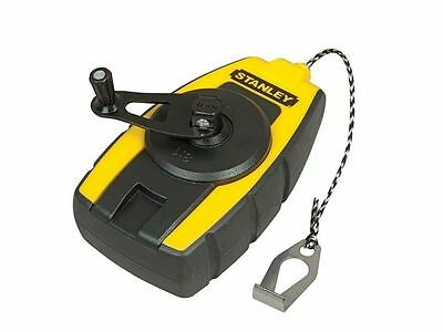 Stanley Tools - Compact Chalk Line 9 Metre - STHT0-47147