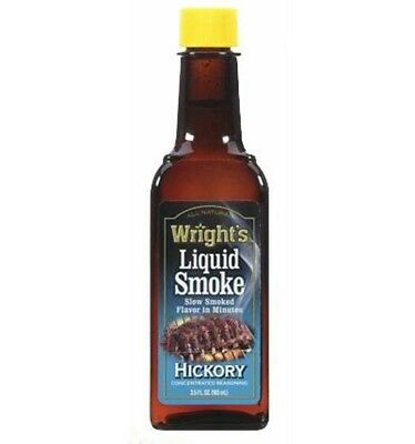 Wrights Liquid Smoke - Hickory 103ml