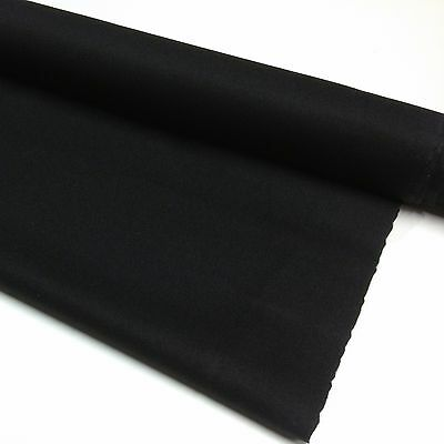 ENGLISH Hainsworth Pool Snooker Billiard Table Cloth Felt Full kit 7ft BLACK