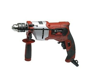 "King Canada Tools 8309N 1/2"" HAMMER DRILL PERCEUSE A PERCUSSION 1/2"" performance"