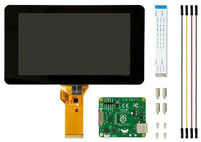 """Official 7"""" Raspberry Pi Touchscreen Display for the Raspberry Pi 3, 2 & B+"""
