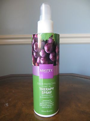 FREEshipping MASTEY de PARIS Color Protecting Leave-In Therapy Spray 8 oz/236 ml
