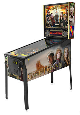 Stern Game of Thrones Pro Pinball Machine