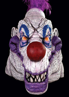 Officially Licensed The Killer Klowns From Outer Space: Klownzilla Mask In Stock
