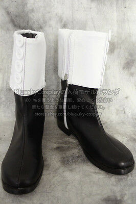 SOUL EATER  Crona   cosplay shoes boots Custom-Made 543   S00038