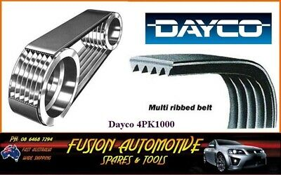 4PK1000 Dayco Multi Ribbed Drive Fan Belt