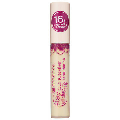 ESSENCE stay all day 16h long-lasting concealer (10 natural beige) NEU&OVP