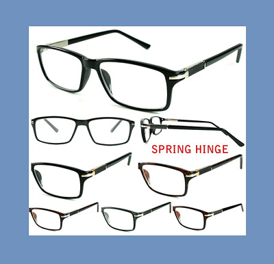 New Mens Womens Reading Glasses + 1.0 1.25 1.50 2.0 1.75  2.25 2.50 2.7 3.5 R162