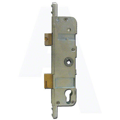 Fullex Lever Operated Latch & Deadbolt Split Spindle Old Style Gearbox 35mm