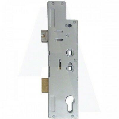 Fullex Crimebeater Lever Operated Latch & Deadbolt Twin Spindle Gearbox 45mm