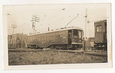 LEHIGH VALLEY TRANSIT CO Trolley ALLENTOWN PA Pennsylvania 1938 Photograph 1