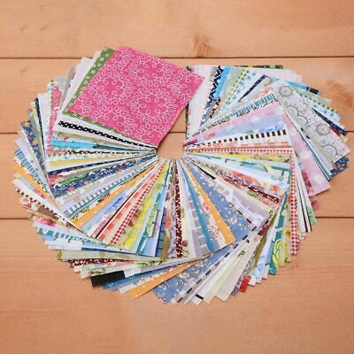 50x Quilting Fabrics Squares Handmade Projects Patchwork Remnant 10*10cm Cotton