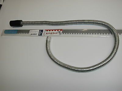 "Boiler Soot Cleaning Saber Saw Tool 32"" & 48"" Flexible Vacuum Cleaner Snake Hose"